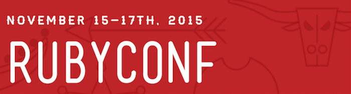 Heading to San Antonio for RubyConf 2015